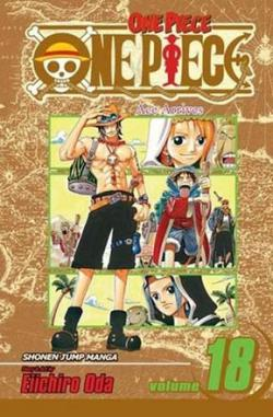 One Piece Vol 18