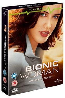Bionic Woman, The Complete Series (2007)