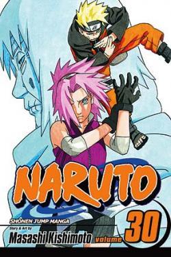 Naruto Vol 30