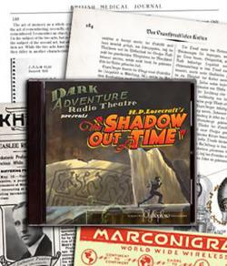 Shadow Out of Time - audio drama CD