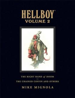 Hellboy Library Edition Vol 2