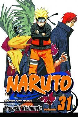 Naruto Vol 31