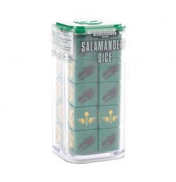 Salamanders Dice
