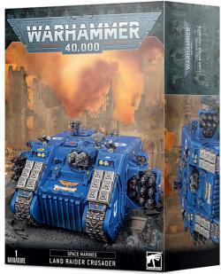 Land Raider Crusader / Redeemer 2008