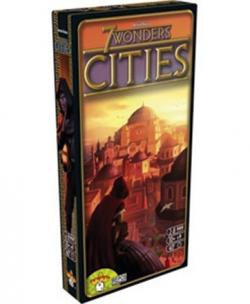 7 Wonders Cities (Skandinavisk utgåva)
