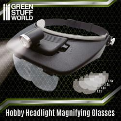 Light Head Magnifying Glasses