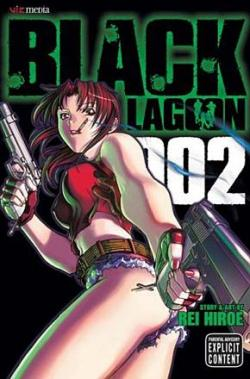 Black Lagoon Vol 2