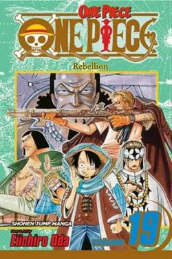 One Piece Vol 19