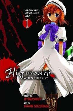 Higurashi When They Cry 1: Abducted by Demons Arc 1