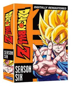 Dragonball Z Season 6 Uncut Box Set