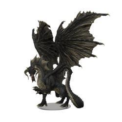 Icons of the Realms Adult Black Dragon Premium Figure