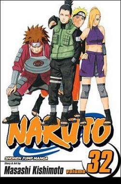 Naruto Vol 32