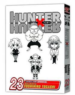Hunter X Hunter Vol 23