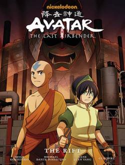 Avatar: The Last Airbender: The Rift Library Edition