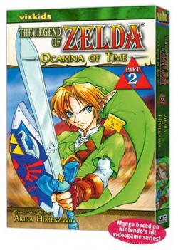The Legend of Zelda Vol 2: Ocarina of Time 2