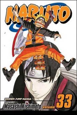 Naruto Vol 33