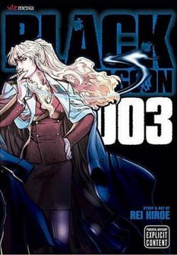Black Lagoon Vol 3