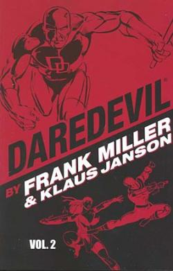 Daredevil By Frank Miller & Klaus Janson Vol 2