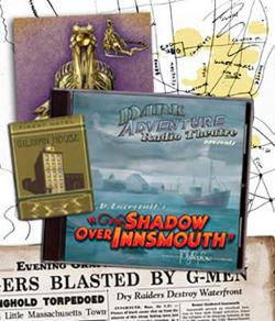 Shadow Over Innsmouth - audio drama CD