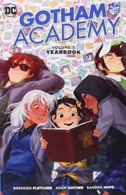 Gotham Academy Vol 3: Yearbook