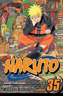 Naruto Vol 35