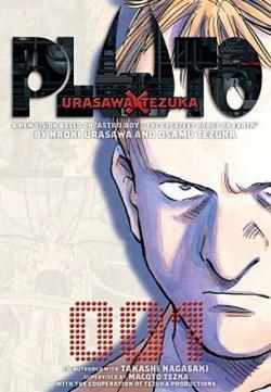 Pluto: Urasawa x Tezuka Vol 1