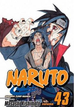 Naruto Vol 43
