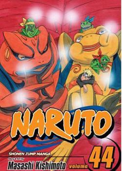 Naruto Vol 44