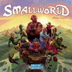 Small World Board Game (Skandinavisk Utgåva)
