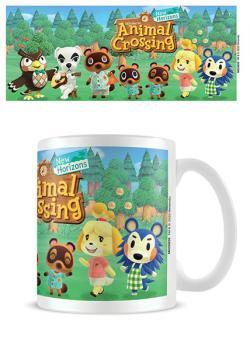 Animal Crossing New Horizons Lineup Mug