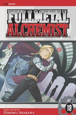 Fullmetal Alchemist Vol 18