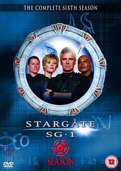 Stargate SG-1: Season 6 Box Set