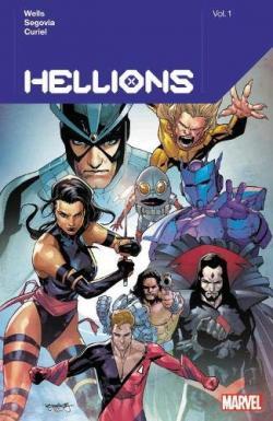 Hellions Vol 1