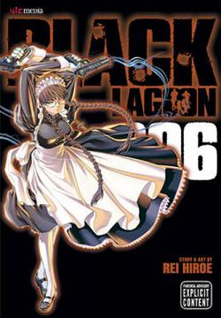 Black Lagoon Vol 6