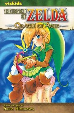 The Legend of Zelda Vol 5: Oracle of Ages