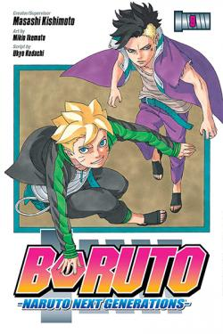Boruto: Naruto Next Generation Vol 9
