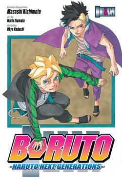 Boruto: Naruto Next Generations Vol 9