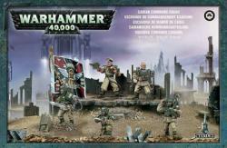 Cadian Command Squad 2009