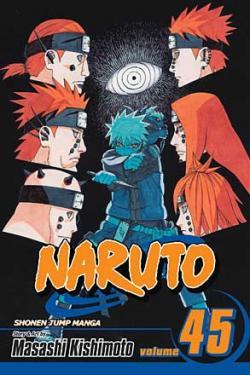 Naruto Vol 45