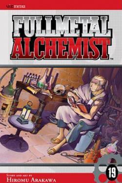 Fullmetal Alchemist Vol 19