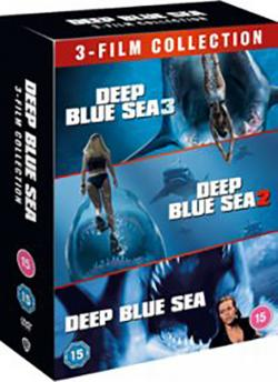 Deep Blue Sea 3-film Collection