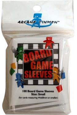 Boardgame Sleeves Small (44*68mm)
