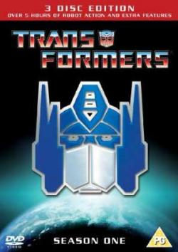 Transformers Series 1 Box Set