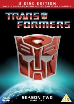 Transformers Series 2 Part 1 Box Set