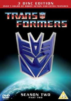 Transformers Series 2 Part 2 Box Set