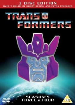 Transformers Series 3 and 4 Box Set