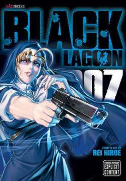Black Lagoon Vol 7