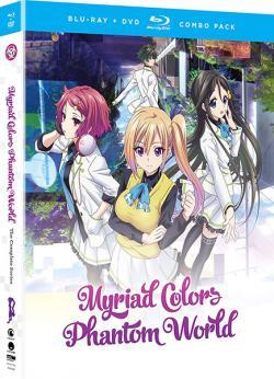 Myriad Colors Phantom World Complete Series