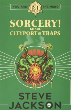 Sorcery: Kharé - Cityport of Traps