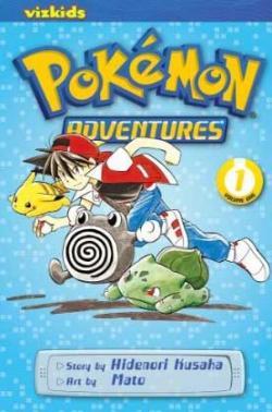 Pokemon Adventures Vol 1